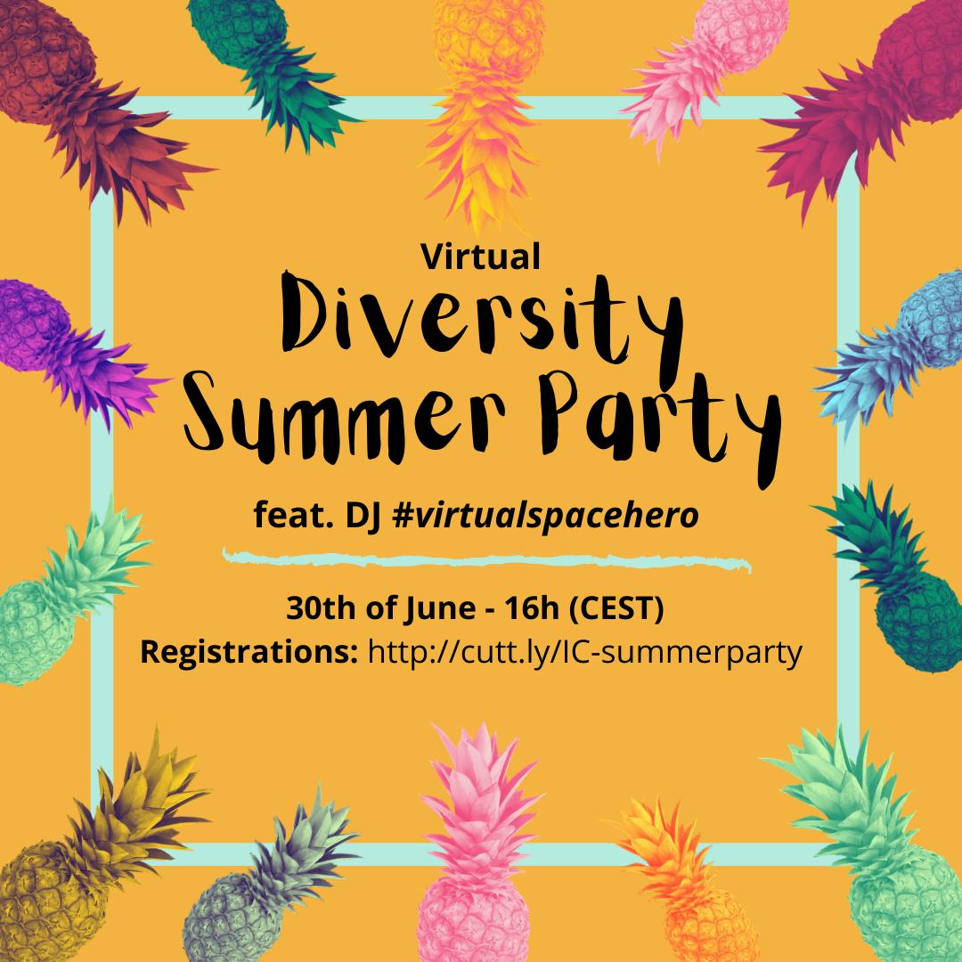 Diversity Summer Party