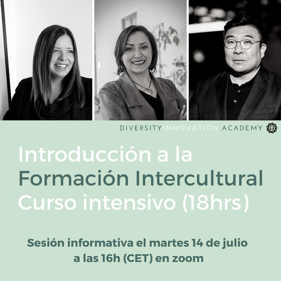 Introducción a la Formación Intercultural Sesión informativa