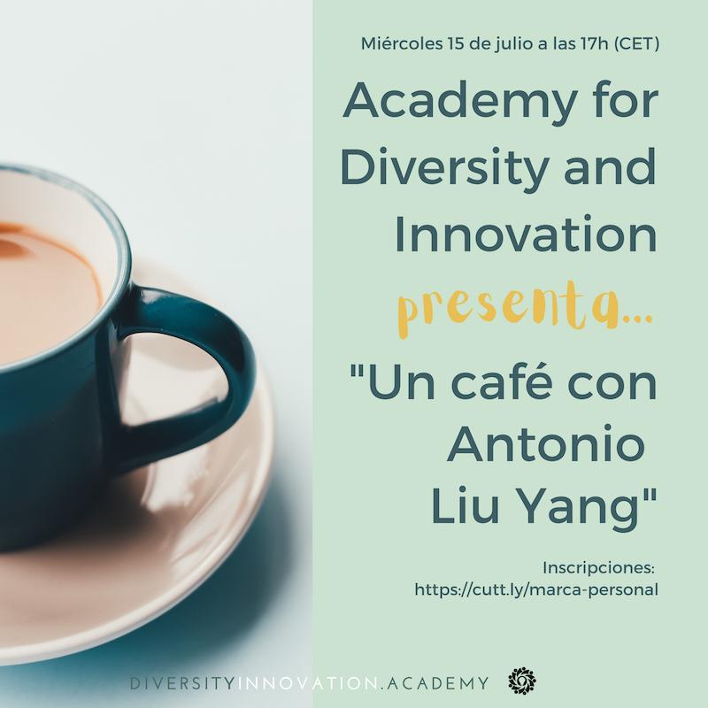 coffee break with Antonio Liu Yang