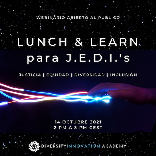 Lunch & Learn para J.E.D.I.'s