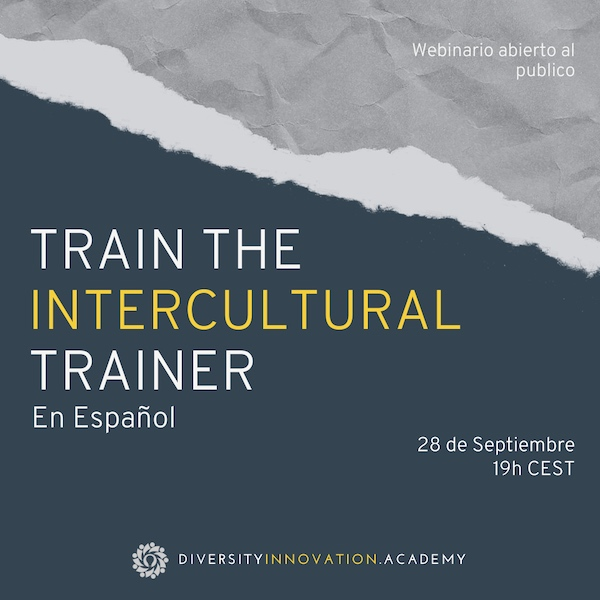 Train the Intercultural Trainer Webinar